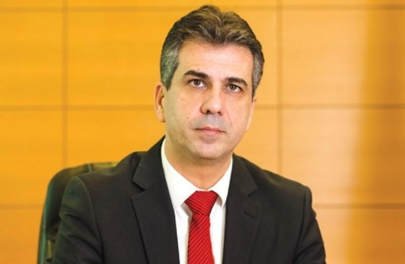 Economy Minister Eli Cohen (photo credit: Courtesy)