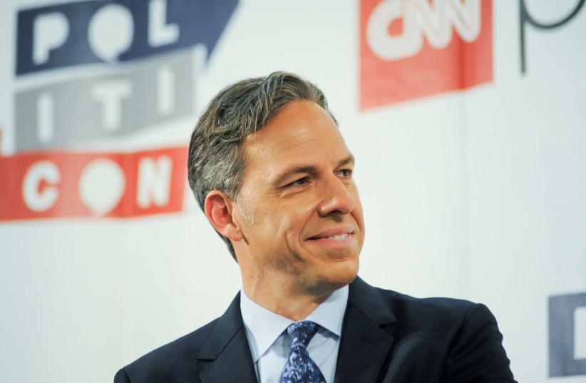 CNN host Jake Tapper (photo credit: ANDREW CULLEN/ REUTERS)