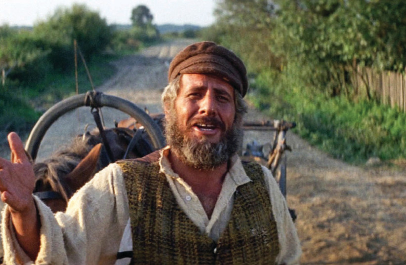 There S Going To Be A New Fiddler On The Roof Movie The Jerusalem Post