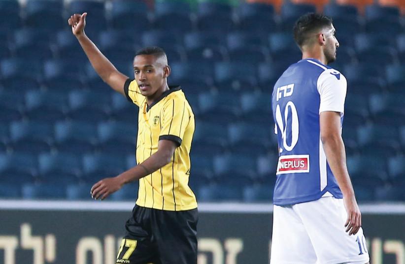 Beitar Jerusalem midfielder Ya'akov Berihon (photo credit: DANNY MARON)