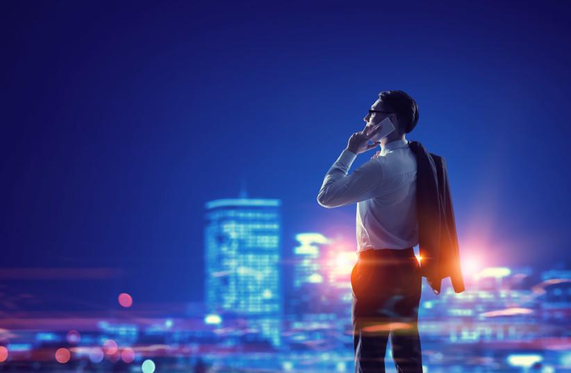 Smart City - Illustrative photo (photo credit: INGIMAGE)