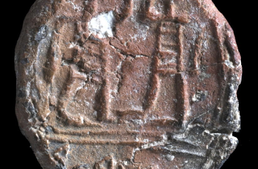 Seal from First Temple Period found at Kotel supports biblical accounts - The Jerusalem Post