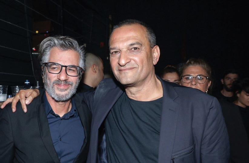 YUVAL BANAI (left) and Rami Yehoshua. (photo credit: RAFI DELUYA)