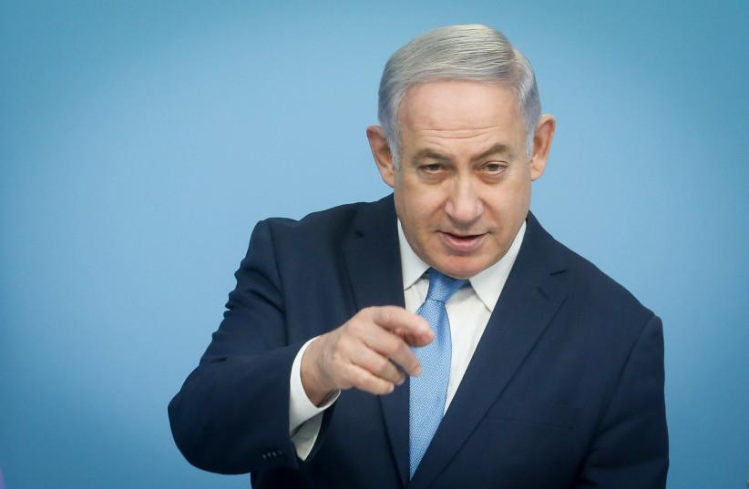 Prime Minister Benjamin Netanyahu (photo credit: MARC ISRAEL SELLEM/THE JERUSALEM POST)