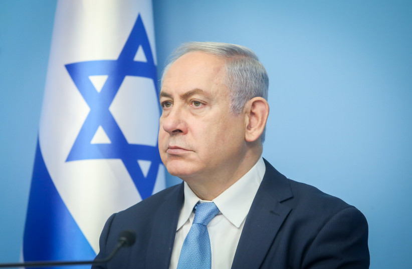 Prime Minister Benjamin Netanyahu (photo credit: MARC ISRAEL SELLEM/THE JERUSALEM POST)