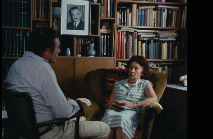 Hanna Marton, une des quatre protagonistes du film de Claude Lanzmann (photo credit: DR)