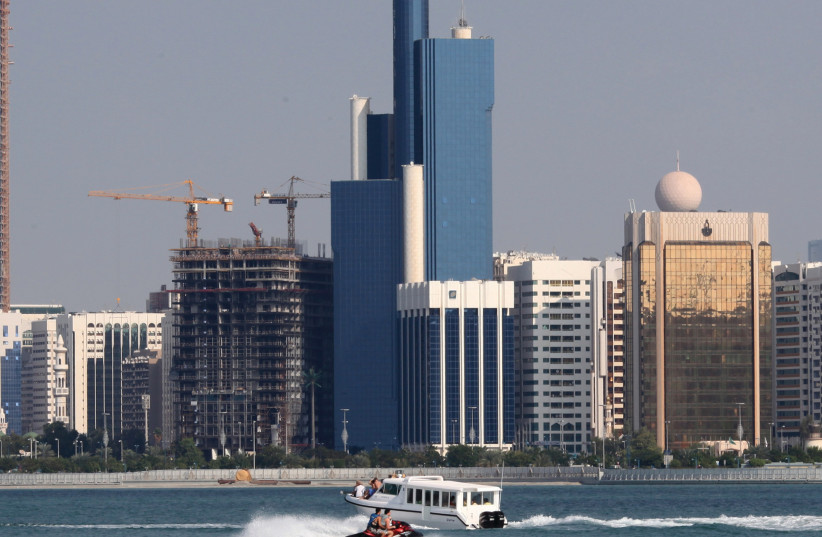 ABU DHABI: An unlikely setting for a bar mitzva, but it worked out for Adam Valen Levinson nonetheless (photo credit: REUTERS/AHMED JADALLAH)