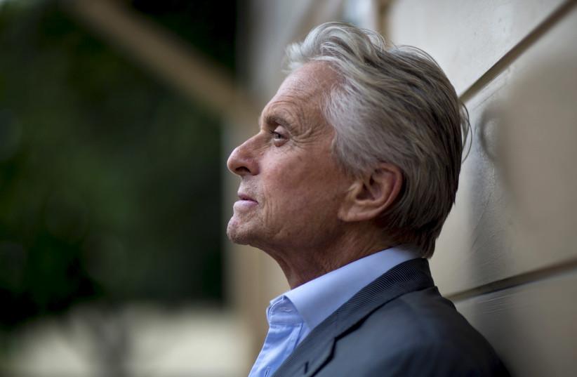 Michael Douglas (photo credit: MARIO ANZUONI/REUTERS)
