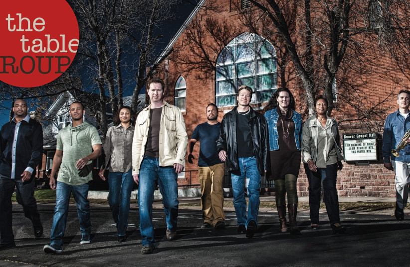 The Colorado-based More than Music troupe. (photo credit: MORE THAN MUSIC)