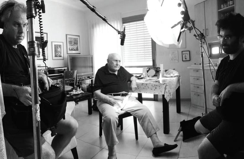 Yehuda 'Poldek' Maimon, an avenger interviewed in the 'Revenge' documentary. (photo credit: CHANNEL 4)