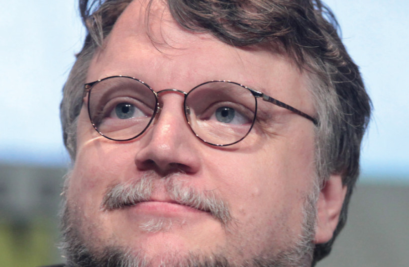 'The Shape of Water,' directed by Guillermo del Toro (pictured), led the nominations with 13. (photo credit: Wikimedia Commons)