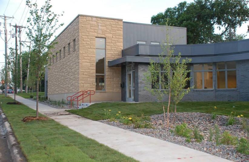 Darchei Noam synagogue in Minneapolis. (photo credit: Courtesy)