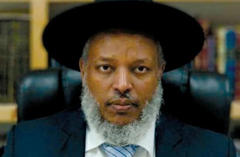 Rabbi Reuven Wabashat. (photo credit: COURTESY RELIGIOUS SERVICES MINISTRY)