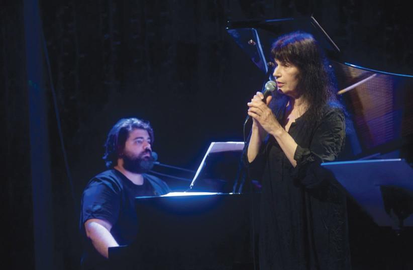 Michal Bat - Adam and Hagai Yodan perform  (photo credit: MAXIM REIDER)
