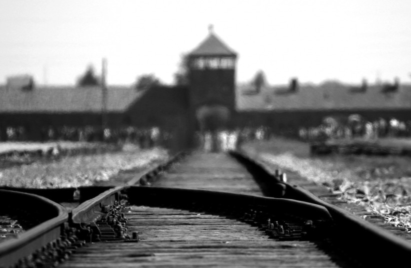 'SHOES' STARTS out with a pair of women's shoes in a store window and follows their journey all the way to Auschwitz (pictured). (photo credit: PUBLICDOMAINPICTURES.NET)