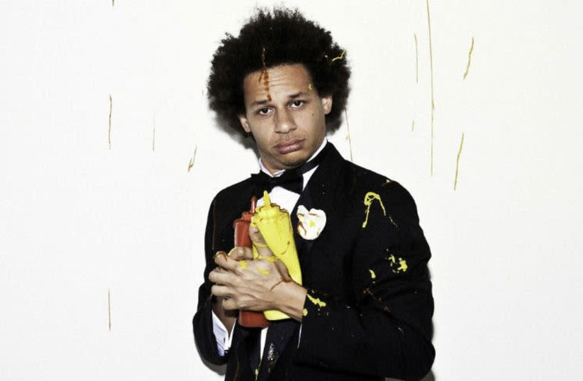 Comedian Eric Andre (photo credit: Courtesy)