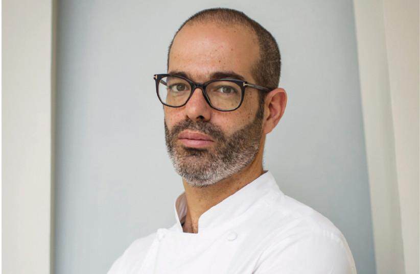 Chef Barak Aharoni (photo credit: ANATOLY MICHAELOV)