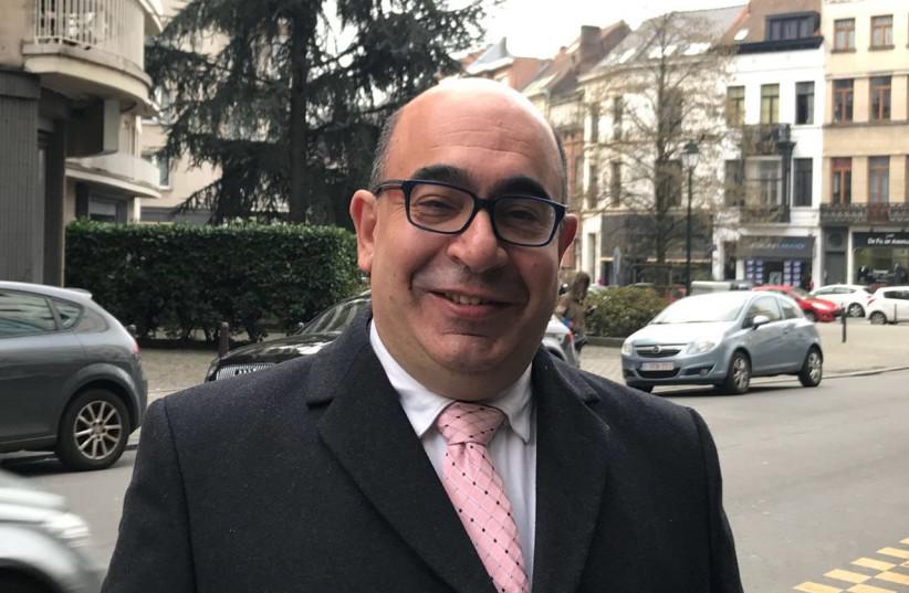 New Israeli Ambassador to Jordan, Amir Weissbrod (photo credit: FOREIGN MINISTRY)