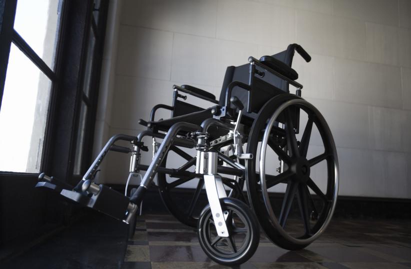 Wheelchair (illustrative) (photo credit: ING IMAGE/ASAP)