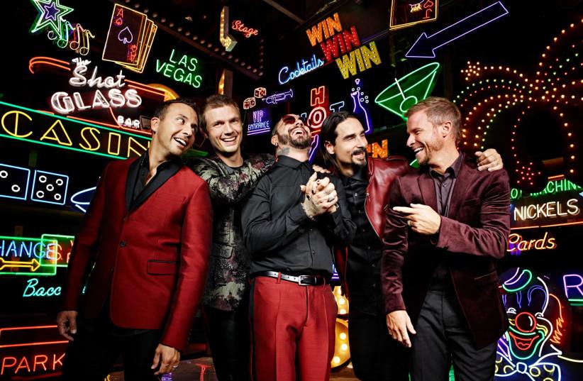 Backstreet Boys  (photo credit: Courtesy)