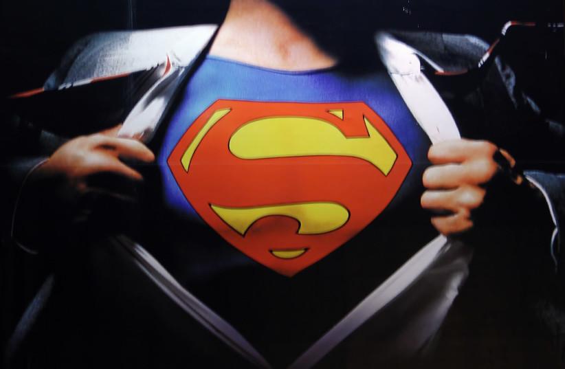 Superman (photo credit: GARETH SIMPSON/ FLICKR)