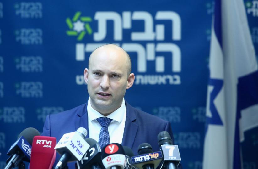 Naftali Bennet  (photo credit: MARC ISRAEL SELLEM/THE JERUSALEM POST)