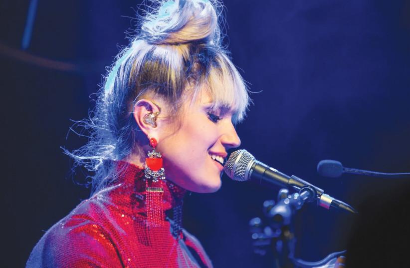 Marina 'Maximillian' Blumin (photo credit: ELANIT KAHN)