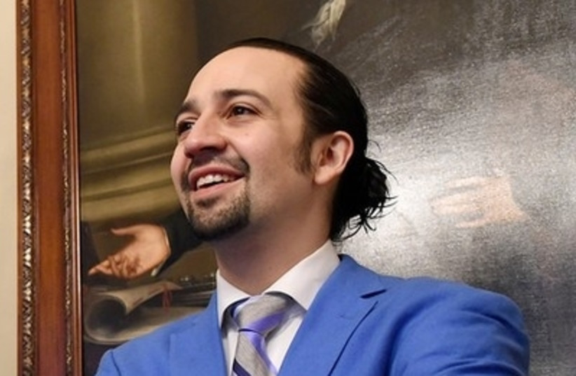 Lin-Manuel Miranda (photo credit: PUBLIC DOMAIN)