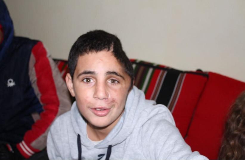 Mohammed Tamimi (photo credit: COURTESY TAMIMI FAMILY)