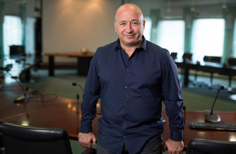 Yaakov Paz named as acting CEO amid police probe involving Netanyahu aides (photo credit: COURTESY BEZEQ)