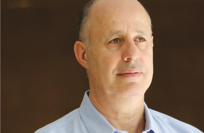 Minister Tzachi Hanegbi (photo credit: MARC ISRAEL SELLEM)