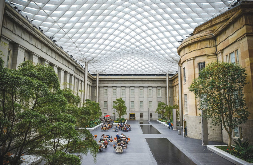National Portrait Gallery  (photo credit: Courtesy)