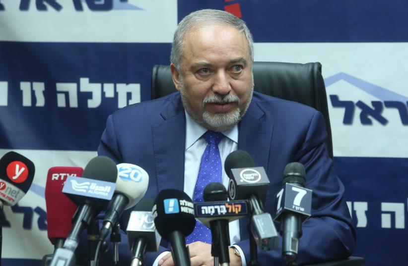 Defense Minister Avigdor Liberman   (photo credit: MARC ISRAEL SELLEM/THE JERUSALEM POST)