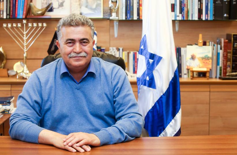 Amir Peretz  (photo credit: MARC ISRAEL SELLEM/THE JERUSALEM POST)