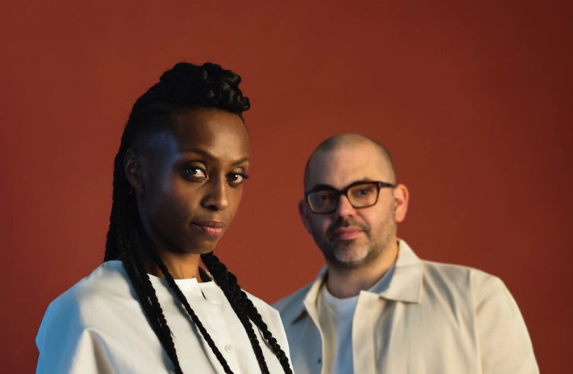 MORCHEEBA (PICTURED) and Enrique Iglesias will be performing in Israel on the same day. (photo credit: NICOL VIZIOLI)