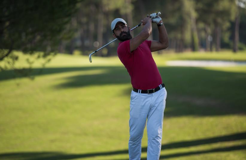 A golfer [Illustrative]. (photo credit: INGIMAGE)