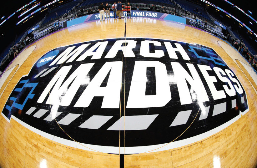 March Madness  (photo credit: REUTERS)