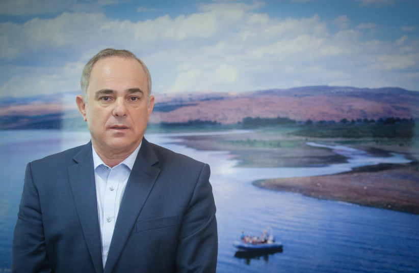 Energy Minister Yuval Steinitz (photo credit: MARC ISRAEL SELLEM/THE JERUSALEM POST)