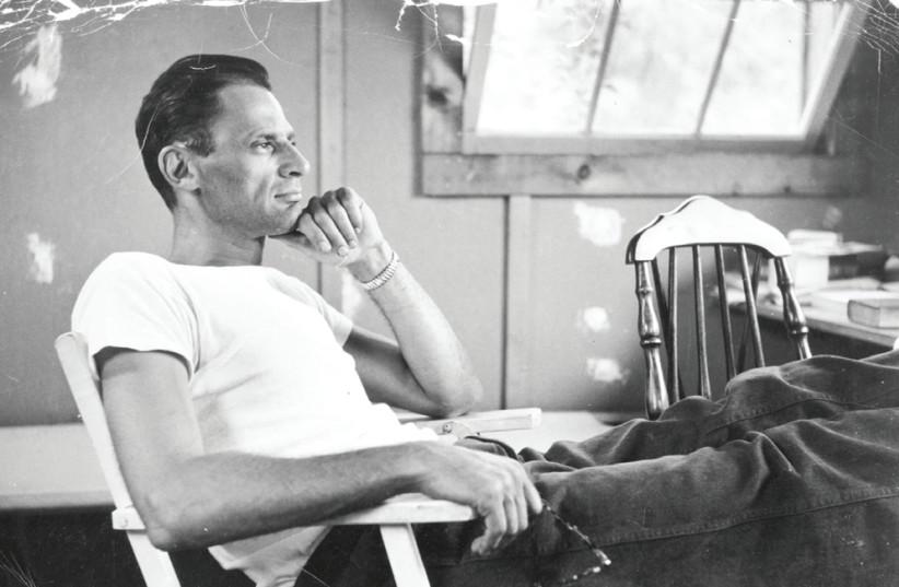 Arthur Miller (photo credit: Courtesy)