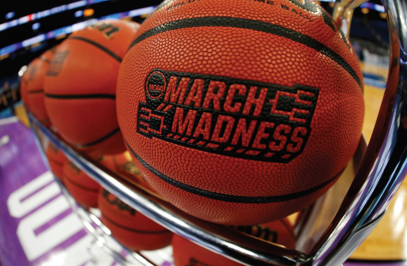 Basketball  (photo credit: REUTERS)