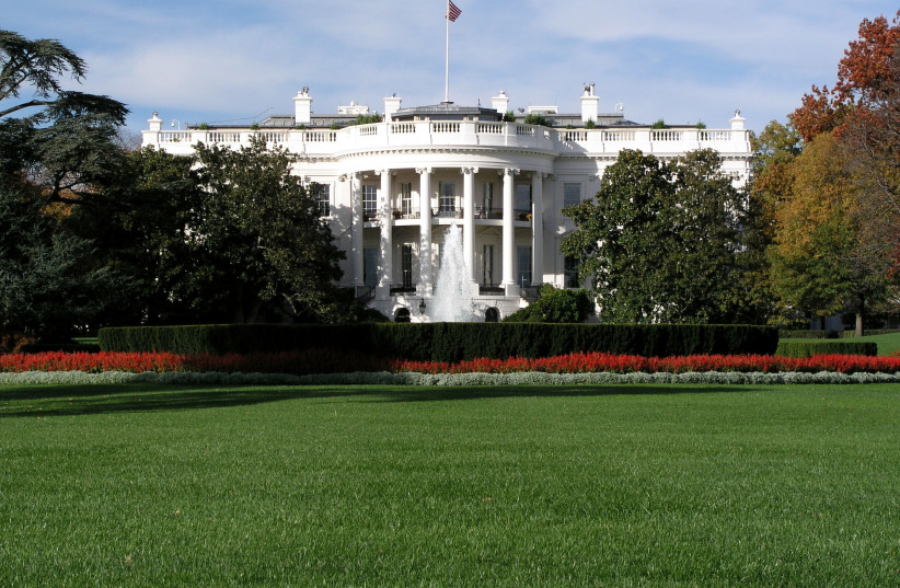 The White House is pictured in Washington D.C. (photo credit: REUTERS)