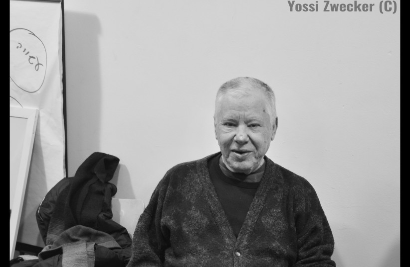 Itzhak Klepter (photo credit: YOSSI ZWECKER)