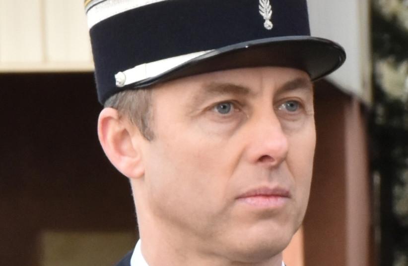 Lt. Col. Arnaud Beltrame (photo credit: HANDOUT)