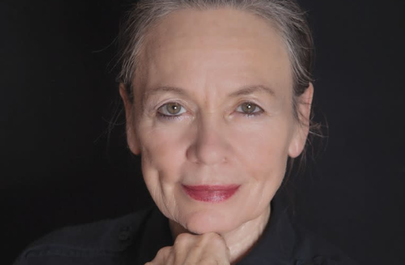 LANGUAGE OF the Future': American musician and performance artist Laurie Anderson. (photo credit: CANAL STREET COMMUNICATIONS)