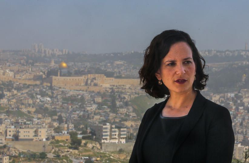 Member of Knesset Rachel Azaria (photo credit: MARC ISRAEL SELLEM/THE JERUSALEM POST)