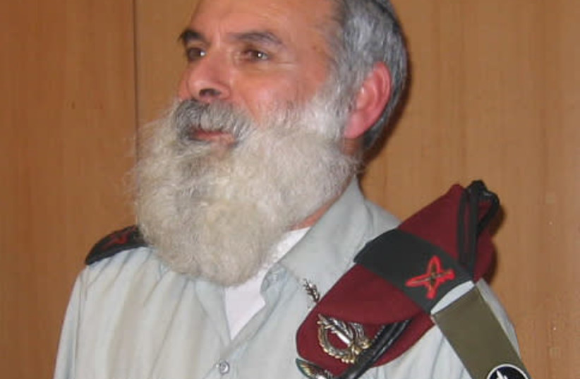 Rabbi Avihai Rontski (photo credit: ALONNARDI / WIKIMEDIA COMMONS)
