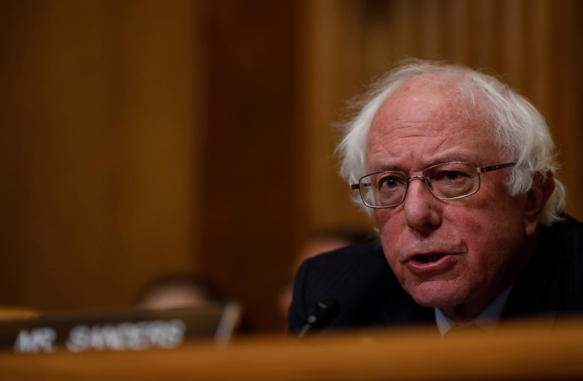 Bernie Sanders explains what being Jewish means to him