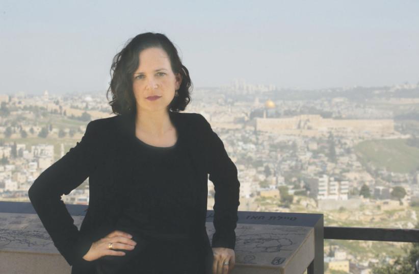 MK Rachel Azaria (photo credit: MARC ISRAEL SELLEM)