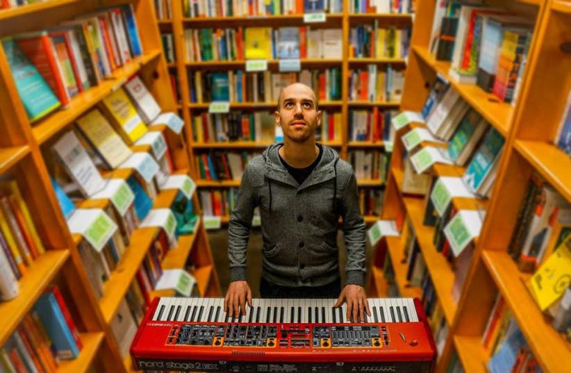 Israeli keyboardist Gil Assayas (photo credit: HUNTER PAYE)