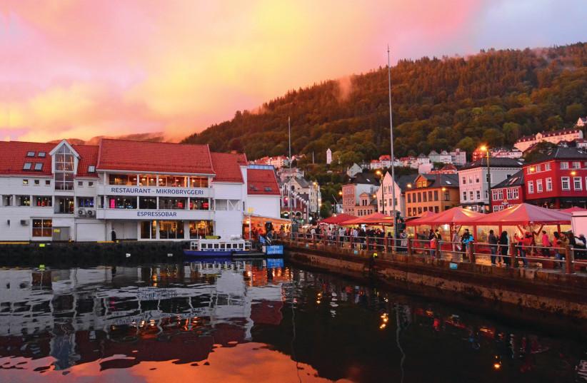 Norway (photo credit: ITSIK MAROM)